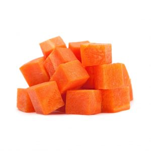 cenoura-em-cubos