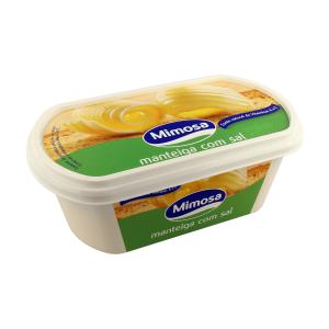 manteiga mimosa