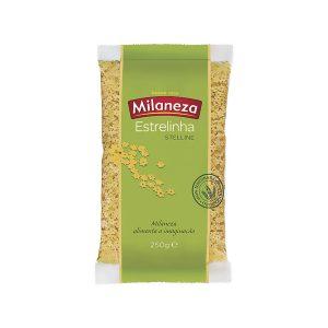 MASSA ESTRELINHAS MILANEZA 250GR